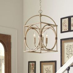 Found it at Wayfair - Chesapeake Chandelier