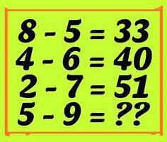 Barin teaser math puzzle