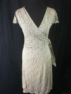 #Dress #AnnTaylor #WrapDress #SummerFashion #Apparel #Sale #Shopping #eBay