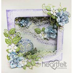 Heartfelt Creations - With God Card Box And Card Project