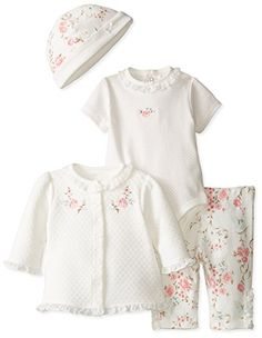Little Me Baby-Girls Newborn Scroll 4 Piece TMH Pant Set, Pink Floral, 3 Months Little Me http://www.amazon.com/dp/B00UV55OFU/ref=cm_sw_r_pi_dp_PTlywb031S920