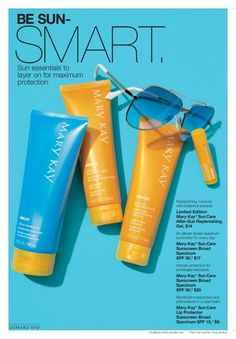 Sun care Mary Kay