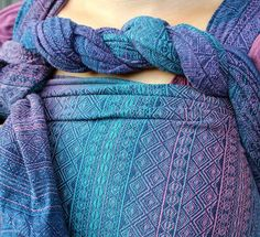 Didymos Indio Sole Occidente - Limited Edition and it's MINE <3 <3 <3