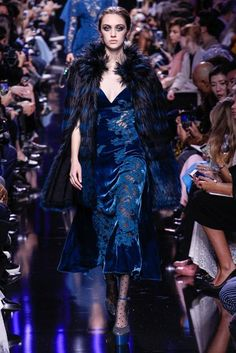 Elie Saab Autumn/Winter 2017 Ready to Wear Collection | British Vogue