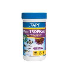 API Mini Tropical Pellets Fish Food, Pet Supplies :: Fish Supplies :: Fish Food :: Bullszi.com