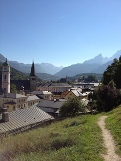 Berchtesgaden, our family visted here on at least one occasion while dad was stationed in Germany. I returned here in 1973 when I was stationed in Germany.