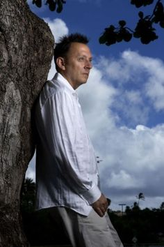 TV Guide's LOST photo spread.  Michael Emerson, who plays Ben Linus on LOST