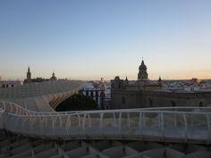 Las Setas, Sevilla Spain