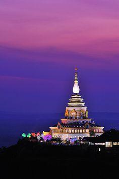 Thaton Pagoda , Myanmar ♥ ♥ www.paintingyouwithwords.com