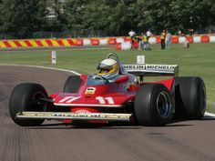 Ferrari 312 Best photos and information of modification. Sports Car Racing, F1 Racing, Race Cars, Road Racing, Grand Prix, Indy 500 Winner, Jody Scheckter, Ferrari F1, Ferrari Scuderia