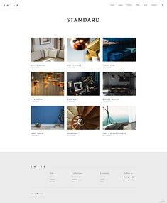 Showcase your architectural or interior design projects in a breath taking manner with Entré WordPress theme! #wordpress #webdesign #theme #layout #architecture #architect #interiordesign #decor #homedecoration #portfolio #furniture
