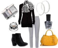 """""""My Job-Outfit on Monday 18th 2013"""" by alice-seifenrausch on Polyvore"""