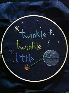 Twinkle Twinkle Little Death Star @Marlo Whetsel