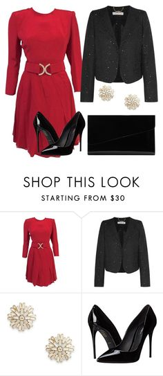 """""""cvgf2015@outlook.pt"""" by cvgf2015 on Polyvore featuring Chloé, Sole Society, Dolce&Gabbana and Alessandra Rich"""