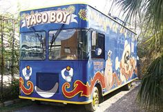 food trucks for rehearsal dinner or reception catering.