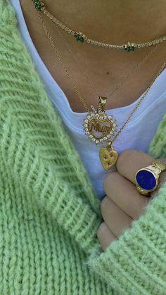 Dainty Jewelry, Cute Jewelry, Jewelry Accessories, Jewlery, Fashion Accessories, Bold Jewelry, Trendy Jewelry, Simple Jewelry, Jewelry Ideas