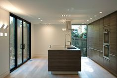 Poggenpohl - modern - kitchen - new york - Poggenpohl****love flush wall on the right