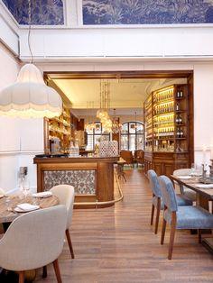 Ibérica (Leeds) Lazaro Rosa Violan - Restaurant & Bar Design