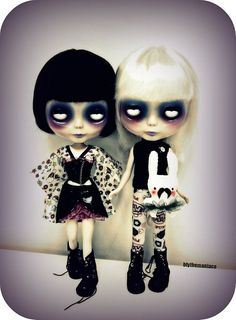 """""""All Hallow´s Eve"""" is coming... by Blythemaniaco, via Flickr"""