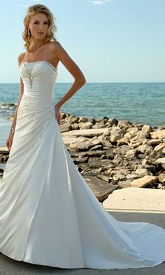 beach wedding dress!!!!!!!! love it