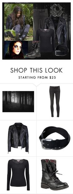 """""""The 100 - style"""" by bebe6121985 on Polyvore featuring Frame Denim, Phase Eight and Steve Madden"""
