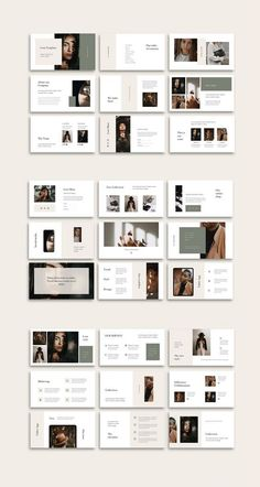 LORA - Powerpoint Template Page Layout Design, Web Design, Graphic Design Layouts, Design Blog, Slide Design, Mise En Page Portfolio, Portfolio Design, Presentation Deck, Power Point Presentation