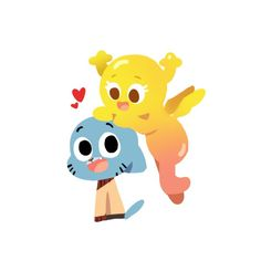Gumball and Penny (TAWOG)