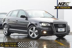 Grey Exterior, Exterior Colors, Audi A3, Kiwi, Used Cars, Cars For Sale, New Zealand, Hatchbacks, Engineering