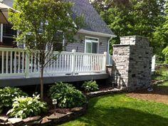 Backyard Flare, LLC - Featured Fireplace Builder