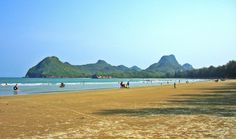 Ao Manao in Prachuap Khiri Khan