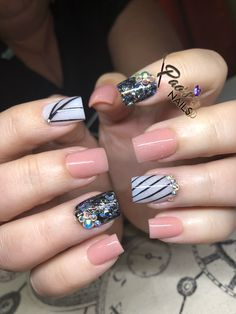 Fabulous Nails, Gorgeous Nails, Fancy Nails, Trendy Nails, Hot Nails, Hair And Nails, Sexy Nails, Luxury Nails, Glitter Nails