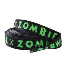 Zombie Roller Derby Laces #rollerderby #zombie http://www.badsheepboutique.com/zombie-roller-derby-laces-331-p.asp