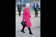 La Cour Royale Anglaise: Camilla duchesse de Cornouailles Camilla a reçu son premier doctorat honorifique