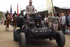 Пустынные багги американской армии:Авто Новости