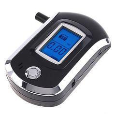 Hot sale! High Sensitive Alcohol Breathalyzer Mini Alcohol Diagnostic Tool Digital LCD Breath Alcohol Tester Professional Alcoho