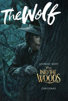 Into The Woods Gets Animated with New Character Portraits