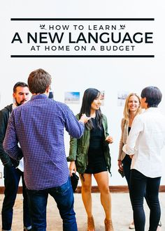 It doesn't have to be expensive nor difficult to know how to learn a new language because you can surely learn it at home AND on a budget! Here's how. | via http://iAmAileen.com/how-to-learn-a-new-language-free/ #travel #languages