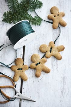 Klassiske peberkager » Lækker opskrift på julens bedste peberkager Gingerbread Cookies, Desserts, Food, Creative, Gingerbread Cupcakes, Tailgate Desserts, Deserts, Essen, Postres