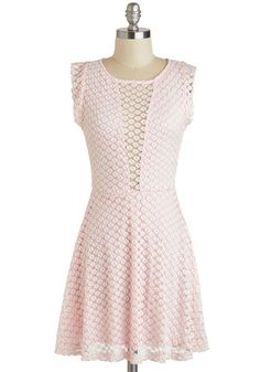 Cotton Candy Carnival Dress, #ModCloth