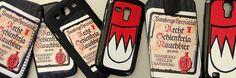 Smartphone-Cover im Franken- und Schlenkerla Design :-D