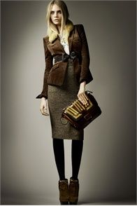 Burberry Prorsum - Pre-Fall 2012 2013 - Shows - Vogue.it