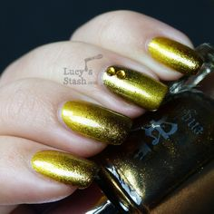 Gold Gradient by Lucy's Stash