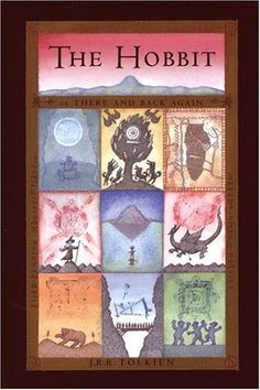 The Hobbit; or, There and Back Again by J.R.R. Tolkien, http://www.amazon.com/dp/0618162216/ref=cm_sw_r_pi_dp_xeHkrb1D8XTFB