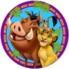 Lion King  Lunch Plates (8)
