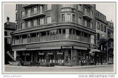 Bata store in Neuchatel (Neuenburg) European Countries, My Heritage, Czech Republic, Switzerland, Art Deco, Street View, History, Historia, Bohemia