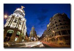35365074 / Cuadro Gran Via , Madrid