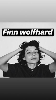 I love you  @finnwolfhard @valeeskaa_