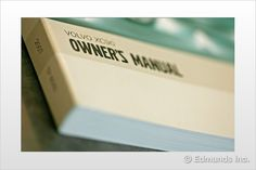 Edmunds' How To: Find Your Car Owner's Manual Online