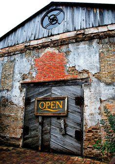 Gruene, New Braunfels, Texas