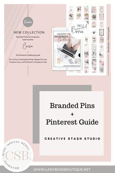 You're busy making big things happen for your Creative store, and Pinterest is the place to be! – 60 Customizable Canva Pinterest Templates - Create a cohesive look and feel design for Pinterest. – The Challenge Pinterest Guide – 50 pages Ebook PDF. This guide can get you started quickly and is full of Tools & Resources to help build and maintaining routine on Pinterest. – 5 Bonus planners PDF #PinterestTemplates #PinterestGuide #PinterestPlanner #CreativeStashStudio #LadyBossBizBoutique